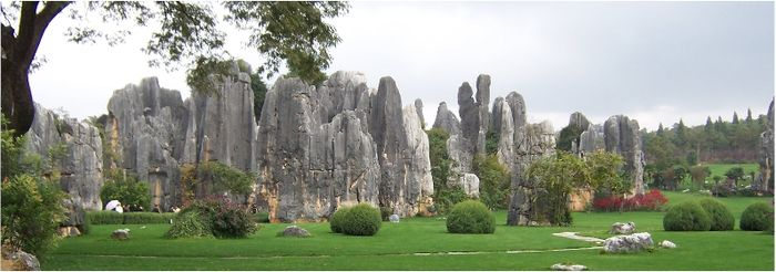 Lunan Stone Forest, Yunnan, China Yunnanshilin2.jpg