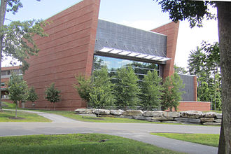 Skidmore College - Arthur Zankel Music Center