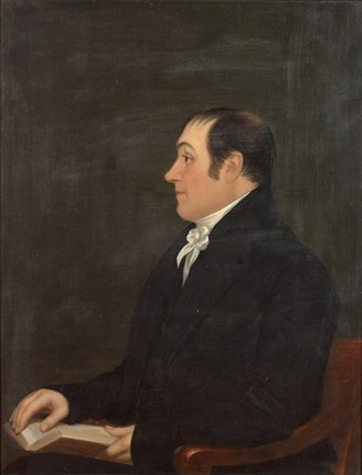 Williams College - Zephaniah Swift Moore, the second President of the College and first President of Amherst College
