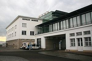 Zeppelin Museum Friedrichshafen - Image: Zeppelin Museum Friedrichshafen