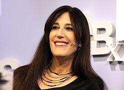 Zeruya Shalev Frankfurter Buchmesse 2015.JPG