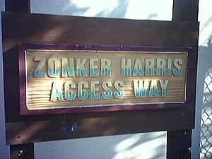 Zonker Harris - The Zonker Harris Access Way in Malibu, CA