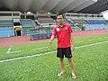 Zoran Robertson, Stadium Negeri Sarawak, Petrajaya Kuching, Sarawak 2013-09-04 16-42.jpg