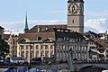Zunfthaus zur Meisen - St. Peter - Quaibrücke 2010-09-10 17-29-14.JPG