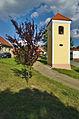 Zvonice na návsi, Velenov, okres Blansko (03).jpg