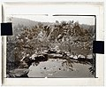 """Benventuo,"" Robert Pim Butchart house, 800 Benvenuto Avenue, Central Saanich, British Columbia, Canada. Quarry garden pool LCCN2008679245.jpg"