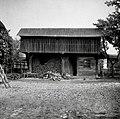 """""""Drvar?nca"""" (drvarnica) zgrajena leta 1940. Napravil lastnik Anton Borse. Dol. Maharovec 18 1952 (2).jpg"""