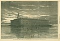 """""""Fort Sumter, Seen From the Rear, at Low Water."""".jpg"""