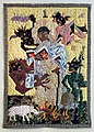 """Saint Anthony's Torment"" quilt by Mary Catherine Lamb.jpg"