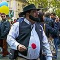 """Zé Povinho"" was present (25 de Abril 2015 - Commemorative demonstration) (23895402323).jpg"
