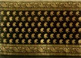 'Sari' from Varanasi (north-central India), silk and gold-wrapped silk yarn with supplementary weft brocade.jpg