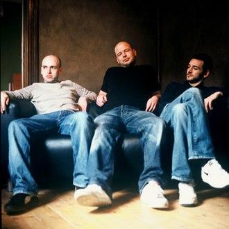 't Hof van Commerce - The Belgian hip hop crew 't Hof van Commerce.