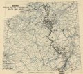 (December 8, 1944), HQ Twelfth Army Group situation map. LOC 2004630280.tif
