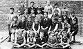 Általános Iskolai osztálykép,1949 Fortepan 62211.jpg