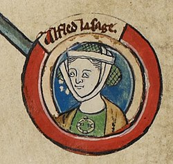 Æthelflæd - MS Royal 14 B VI.jpg