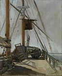 Édouard Manet - The ship's deck - Google Art Project.jpg