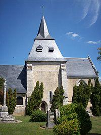Église Saint-Ouen de Bouquelon 2.JPG