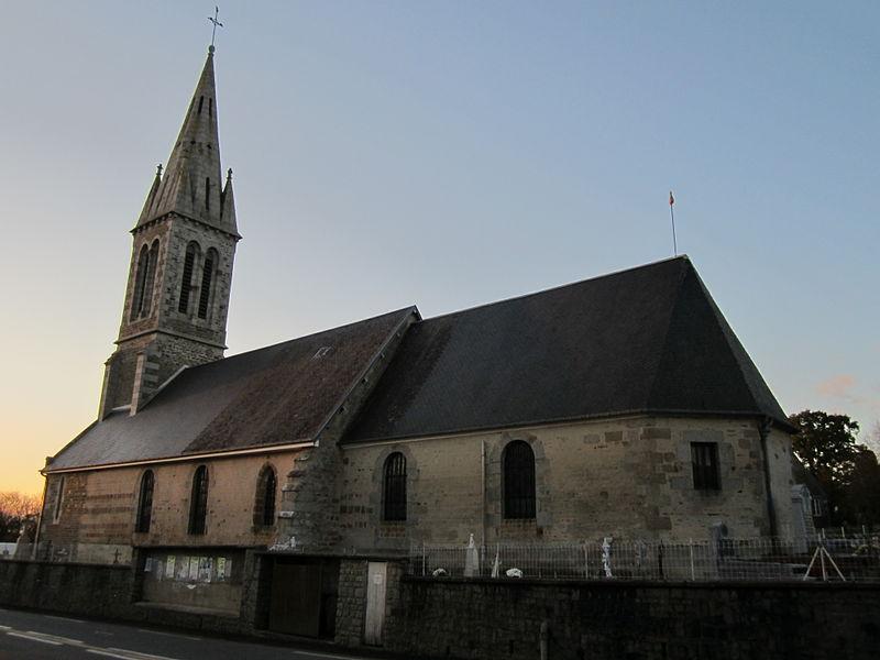 La Mancellière, Isigny-Le-Buat, Manche
