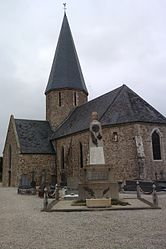 meteo 50430 lessay cathedral france