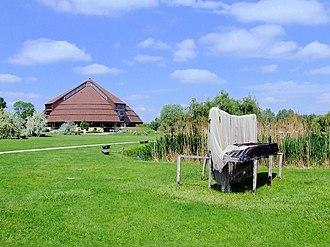 Csongrád County - Image: Ópusztaszer Rotunda