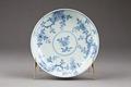 Östasiatisk keramik. Tallrik - Hallwylska museet - 95765.tif