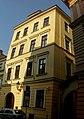 Činžovní dům U Bílého kohouta (Staré Město), Praha 1, Liliová, Řetězová, Zlatá 8, Staré Město.jpg