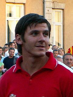 Łukasz Załuska Polish footballer