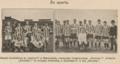 Świat pismo tygodniowe ilustrowane nr 47. Warszawa dn. 25 listopada 1911 r. strona 21. Mecz piłki nożnej Polonia Korona.png