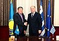 Συνάντηση ΥΦΥΠΕΞ Κ. Τσιάρα με ΥΦΥΠΕΞ Καζακστάν R. Zhoshybayev (8093506857).jpg