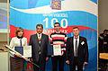 Автомобильные весы «ВАЛ», Вагонные весы «БАМ», платформенные весы «Эльтон» входят в список «100 лучших товаров России».JPG
