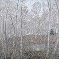 А. В. Барановский. Бархатный туман. 2008 г. Х. м. 60х80 см. Национальный художественный музей Республики Беларусь.jpg