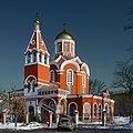 Благовещения Пресвятой Богородицы в Петровском Парке - panoramio.jpg