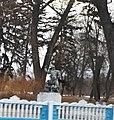 Братська могила радянських воїнів у селі Вересоч.jpg