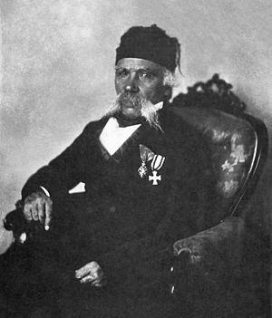 Vuk Karadžić - Vuk Karadžić, around 1850
