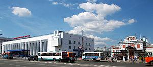Nizhny Novgorod railway station httpsuploadwikimediaorgwikipediacommonsthu