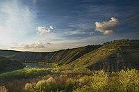 Китайгородське відслонення над річкою Тернавою.jpg