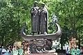 Монумент святым Петру и Февронии, Симферополь (2018, 1).jpg