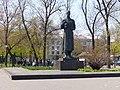 Пам'ятник Григорію Сковороді Контрактова площа.JPG