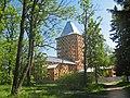 Пушкин, Александровский парк. Шапель на реставрации01.jpg