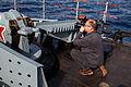 Работа иностранных журналистов на кораблях постоянной группировки ВМФ России в Средиземном море (2016-01) (12).jpg