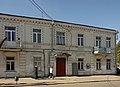 Рівне - Будинок, де розміщувався оперативний відділ штабу Першої Кінної армії DSCF5129.JPG