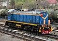 ТЭМ2-1288, Россия, Самарская область, станция Балашейка (Trainpix 204614).jpg