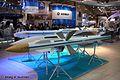 Управляемая авиационная ракета класса воздух-воздух средней дальности Р-27ЭП - МАКС-2009 01.jpg