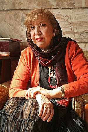 Simin Behbahani - Simin Behbahani in 2007