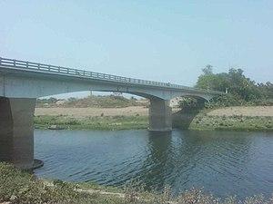 Jalangi River - Palashipara Dwijendralal Bridge