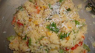 Cuisine of Karnataka - Uppittu