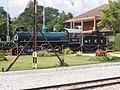หัวรถไฟที่สถานีรถไฟหัวหิน - panoramio - SIAMSEARCH.jpg