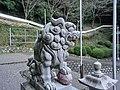 岩田神社の狛犬さん - panoramio.jpg