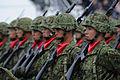 平成22年度観閲式(H22 Parade of Self-Defense Force) (10219343045).jpg