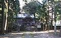 桙衝神社拝殿 - panoramio.jpg